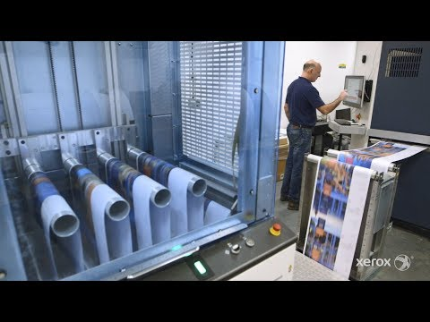 First Move Marketing Drives Relevancy with Xerox Trivor Inkjet Press