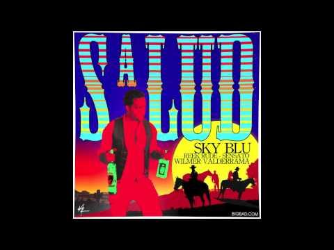 Salud Ft. Reek Rude, Sensato & Wilmer Valderrama - Sky Blu [Big Bad U Submitted] [Audio]