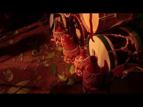 É a alegria, são os tambores tocando... II Noite Cultural