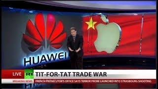China retaliates against Apple for Huawei arrest thumbnail