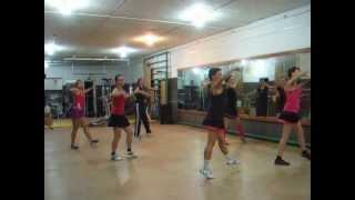 dance fitness - Shakira - Hips don