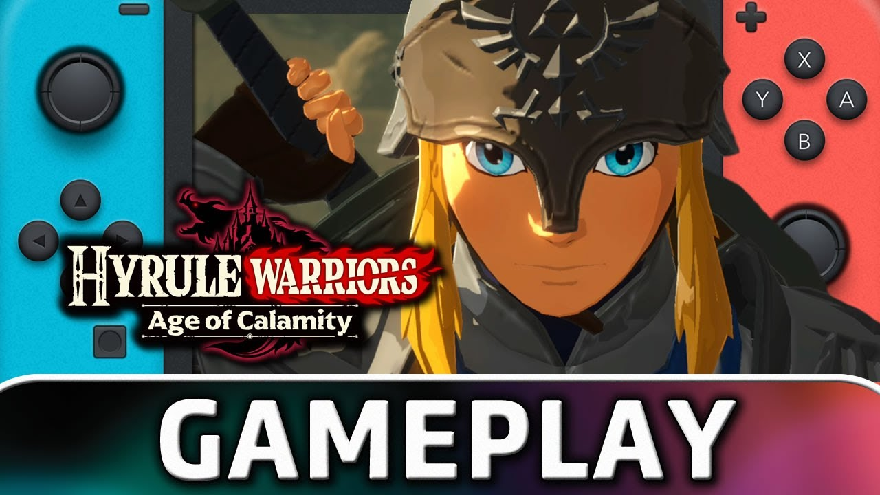 Hyrule Warriors Age Of Calamity Gameplay And Frame Rate Contranetwork