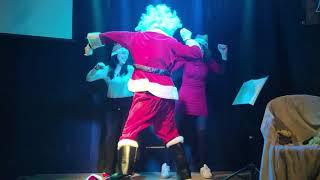 David Jouteur - Danse avec Papa Noël