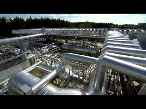 """Unter unserem Himmel - """"Energie aus der Erde: Geothermie in Bayern"""""""