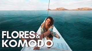 Gambar cover Komodo. Navegando en el paraíso de los dragones | Indonesia #1