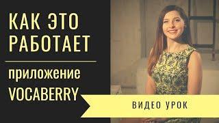 Как использовать приложение Vocaberry screenshot 5