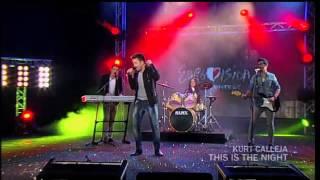 Malta Eurovision 2012:- Kurt Calleja - This is the Night