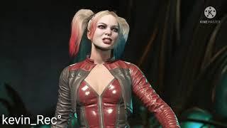 Harley Quinn le recuerda a Superman la pelea que le dió Alfred l injustice 2