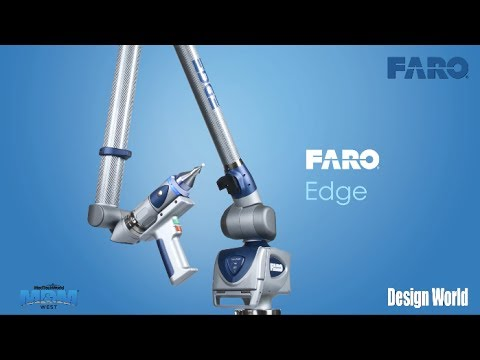 Faro - MD&M West 2014 - Laser Tracker and Edge