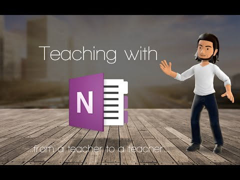 Webinar: Teaching with OneNote