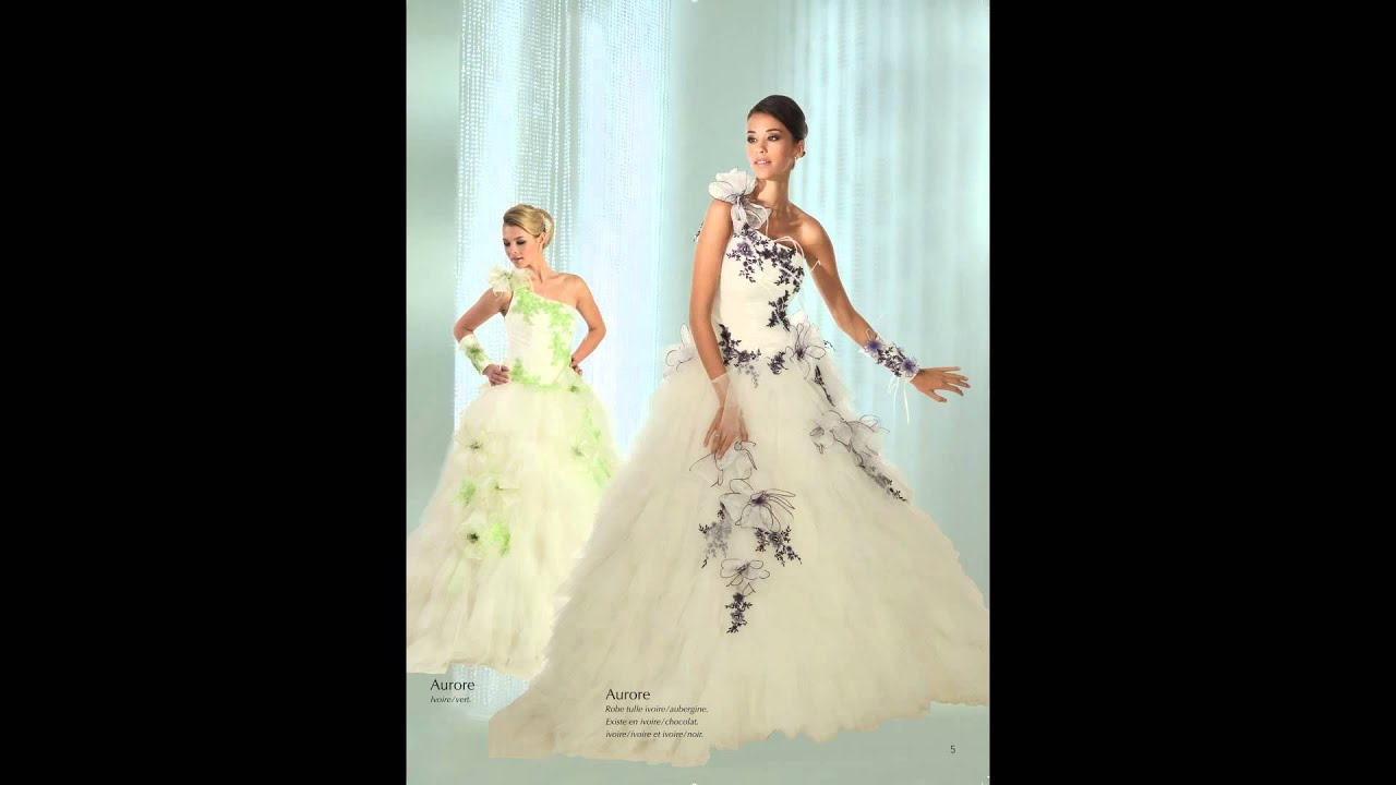 annie couture collection 2012 morelle mariage youtube - Morelle Mariage