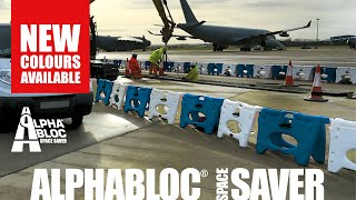 AlphaBloc™ Space Saving Barrier