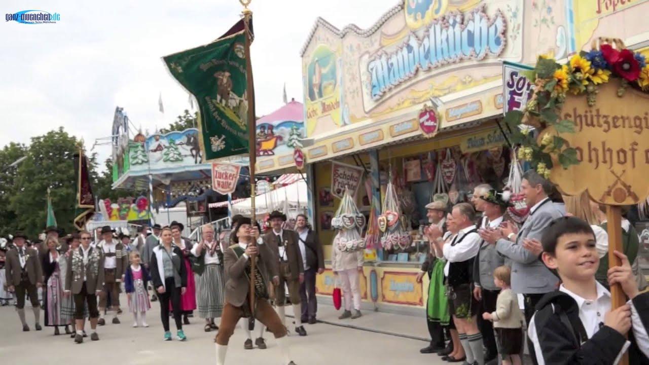 volksfest unterschleißheim 2020