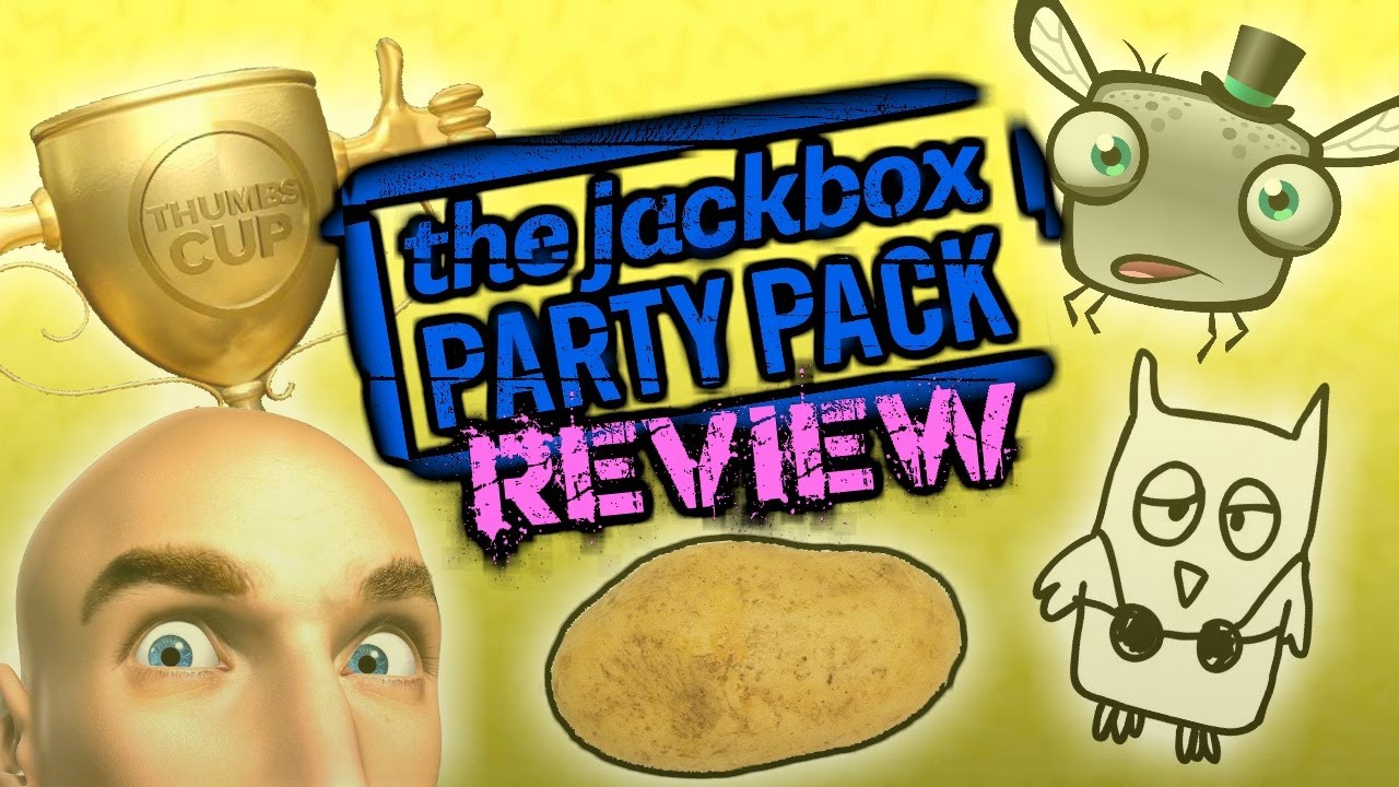The Jackbox Party Pack 1 Review & Individual Game Summary ...