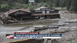 Town of Glen Haven devastated