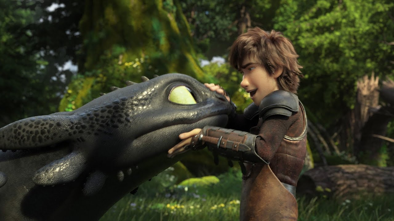 how to train your dragon trailer youtube