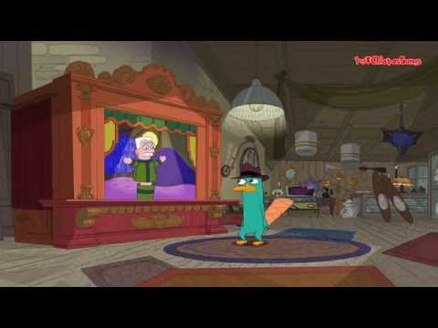 Phineas and Ferb - Monogram Box Song