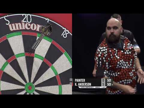 Kyle Anderson v Kevin Painter - 2017 Players Championship 17