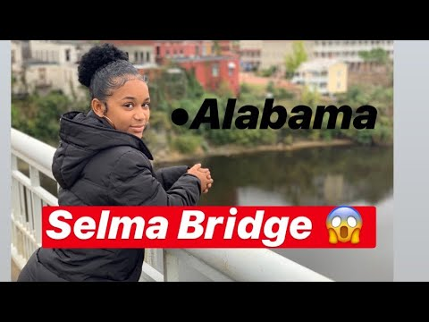 I VISITED SELMA ALABAMA FOR THE FIRST TIME?! (Civil Rights History)