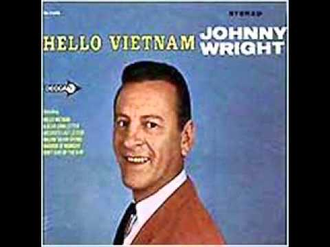 Johnny Wright - Walkin' Talkin' Cryin' Barely Beatin' Broken Heart