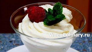 Крем Молочная девочка - рецепт простого и очень вкусного крема от Бабушки Эммы