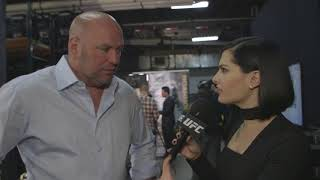 dana white interview