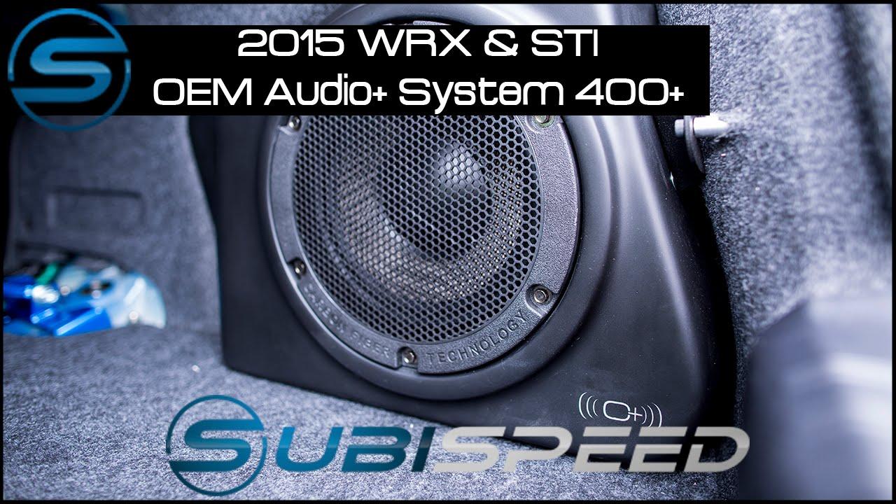 Subisd 2017 Wrx Sti Oem Audio System 400