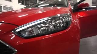 Focus MK3 Far Değişimi - OEM Led'li (2014 MCA Focus)