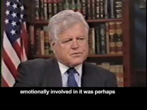 ted kennedy 1999 interview