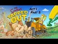 The Simpsons Tapped Out: Itchy & Scratchy Land Update (Act 1) Pt.2