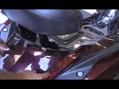 Backrest Installation Tips From Doug Doovi