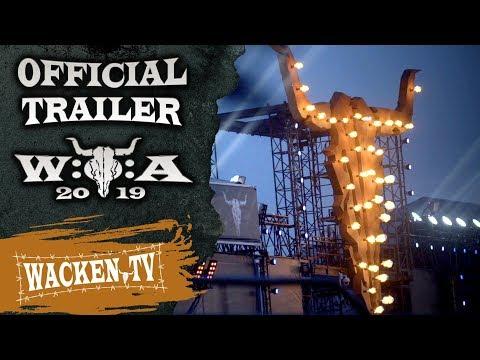 Wacken Open Air 2019 - Official Trailer (Final Version) - The Crew Is Brilliant!