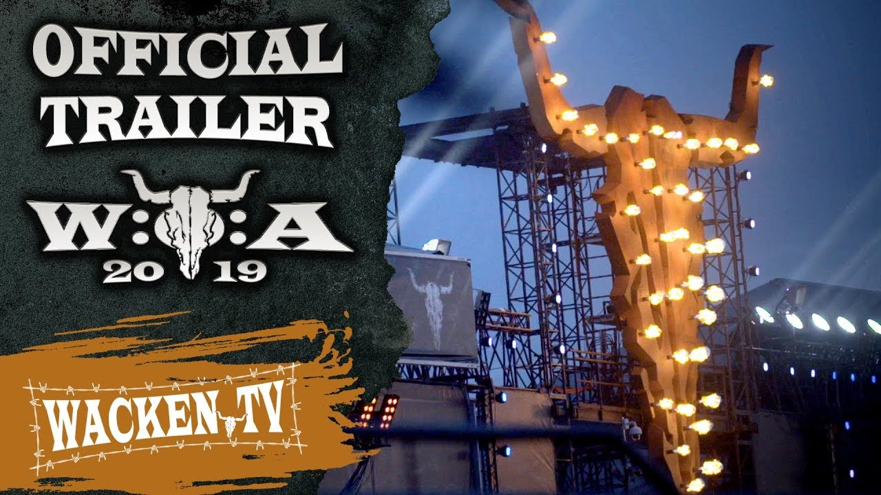 Wacken Open Air 2019 - Official Trailer (Final Version) - The Crew Is Brilliant!