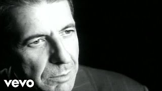 Watch Leonard Cohen Closing Time video