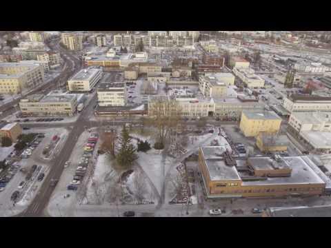 Seinäjoki remontissa 12/2016
