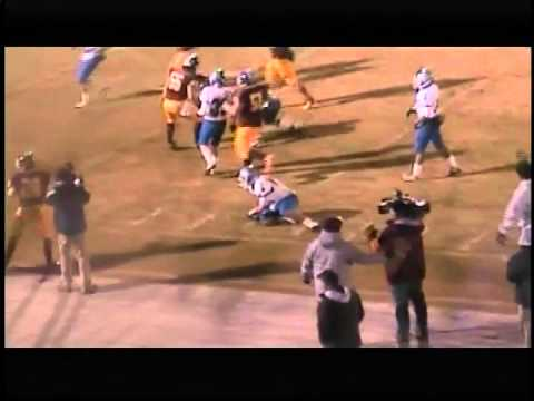 Kendall Becraft - Brookville High School Football Highlight Video
