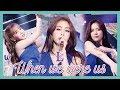 [HOT] Lovelyz - When we were us,   러블리즈 - 그 시절 우리가 사랑했던 우리 Show  Music core