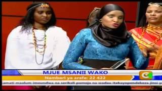Mjue Msanii Wako Gabra Dancers