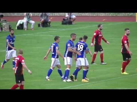 Testspiel SpVgg Erkenschwick - FC Schalke 04