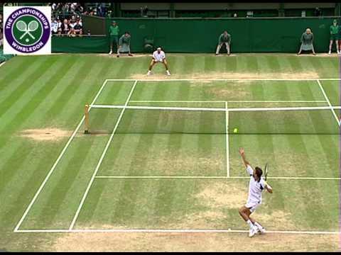 2001 Wimbledon Men's Singles Final: Patrick Rafter vs Goran Ivanisevic