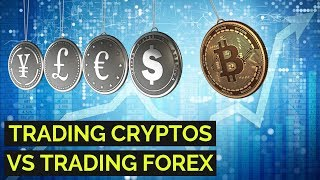 7 Reasons Crypto Traders are Wrongly Nervous about Trading FX ☝