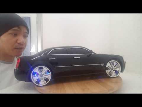 1/10 rc car Chrysler 300C by Jada Toys Dub City