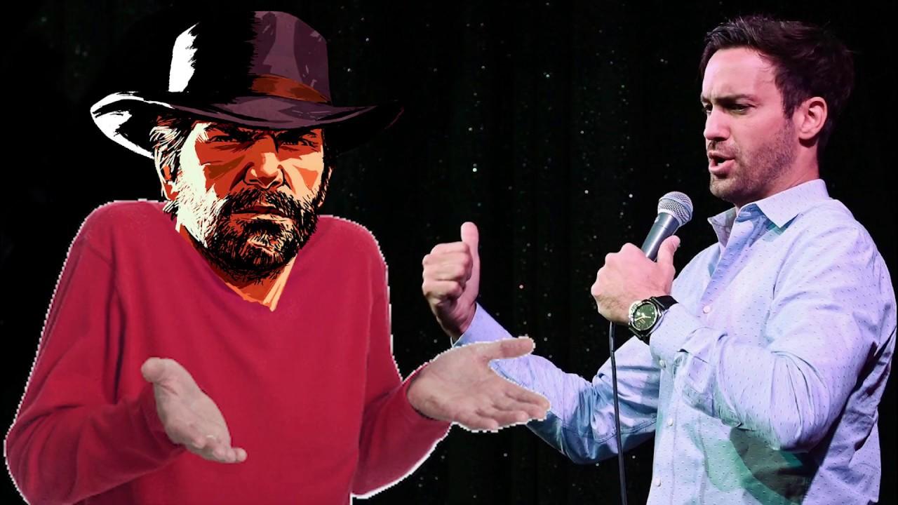 Jeff Dye: Red Dead Redemption