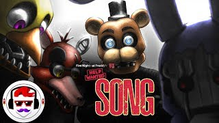 FNAF VR Help Wanted WITHERED ANIMATRONICS Song by Rockit Gaming