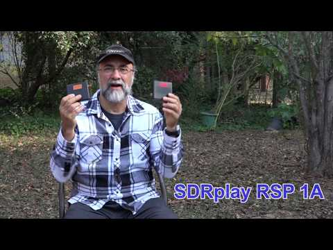 SDRplay RSP 1A Review and SDR Primer