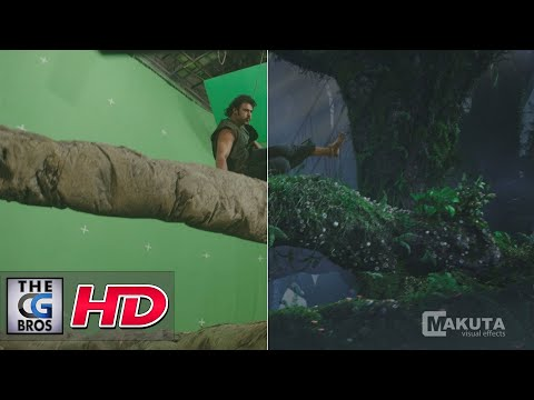 "CGI & VFX Breakdowns : ""Baahubali: The Beginning"" - by Makuta VFX 