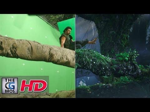 CGI & VFX Breakdowns :