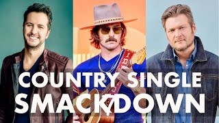 SINGLE SMACKDOWN: Luke Bryan vs. Blake Shelton vs. Midland