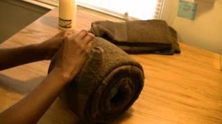 DIY Towel Cake Freestyle Friday #10