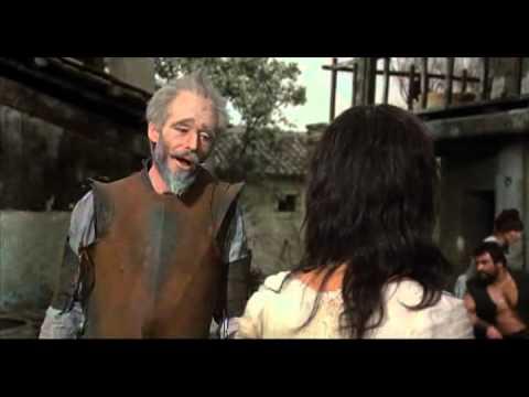 Man of La Mancha - Dulcinea - Peter O'Toole (1972)
